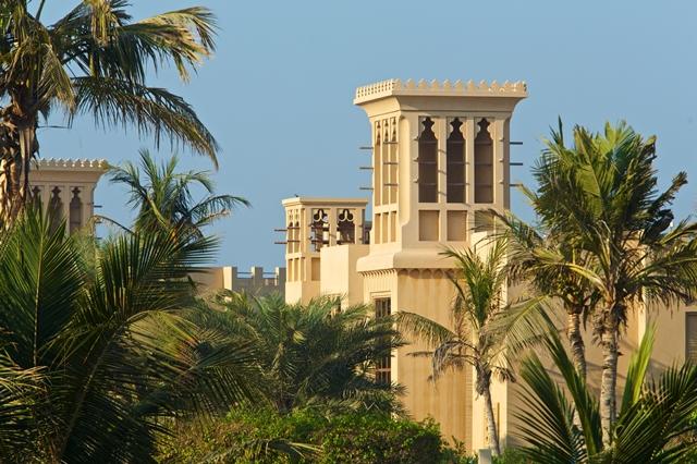 HILTON AL HAMRA BEACH _ GOLF RESORT - GARDEN