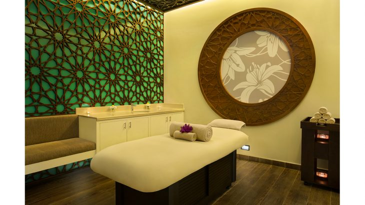 HILTON AL HAMRA BEACH _ GOLF RESORT - SPA TREATMENT ROOM