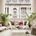 Hotel Cafe Royal - Pompadour Terrace - Lounge Set Up 3