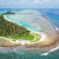 Niyama Private Islands Maldives- Surf shack Aerial Image