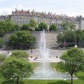 Place de Neuve - Fountain