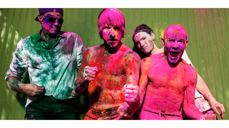 Red Hot Chili Peppers to play first-ever UAE concert at Abu Dhabi Showdown Week