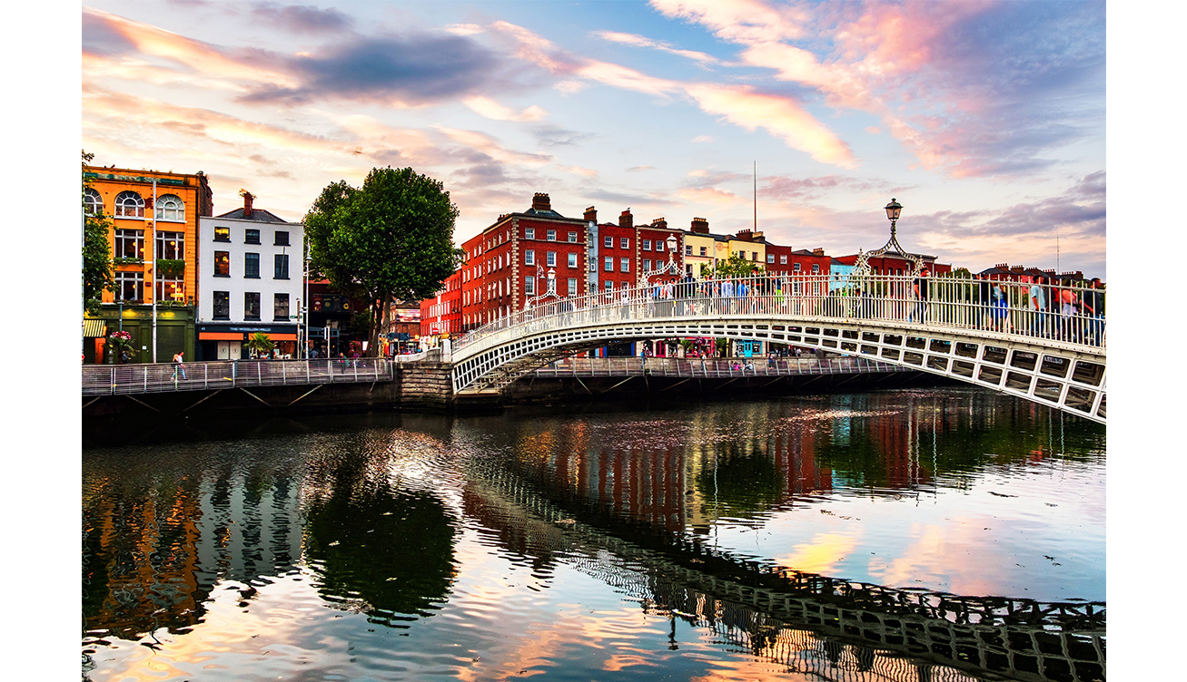 The most preferred destination in Ireland for travellers from the UAE market was Dublin, with 95% of hotel bookings