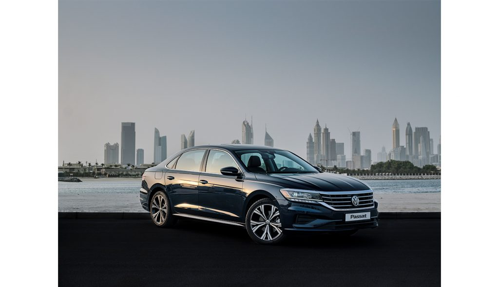 Volkswagen Passat Arrives in Region