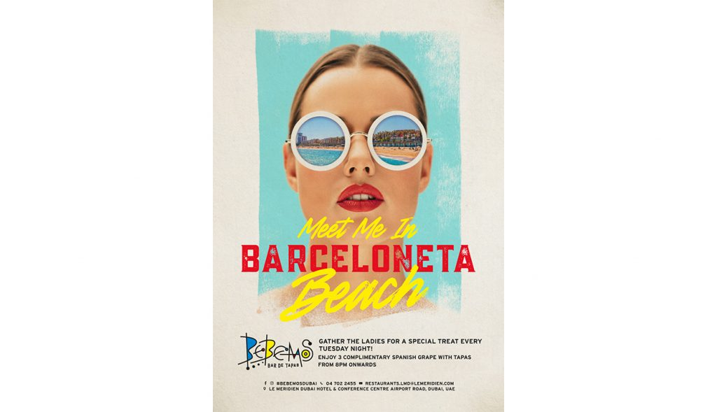 Barceloneta Beach - HTML
