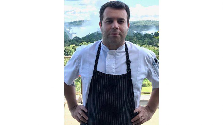 Chef Gaston Silva Herrera
