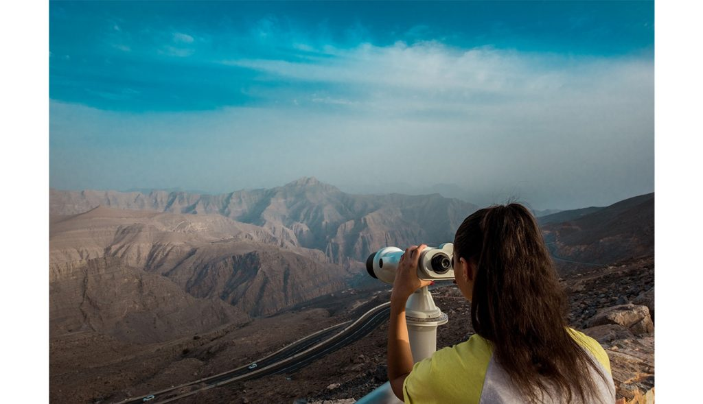 RAK_Jebel Jais Viewing Deck Park