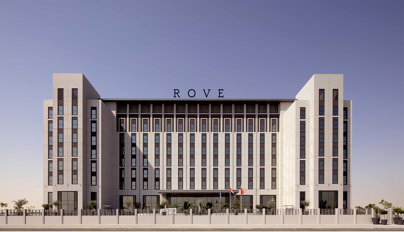 روڤ للفنادق -