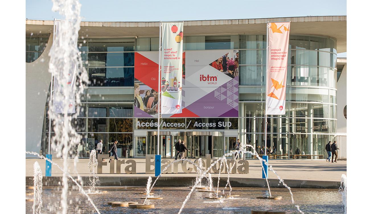IBTM World outside
