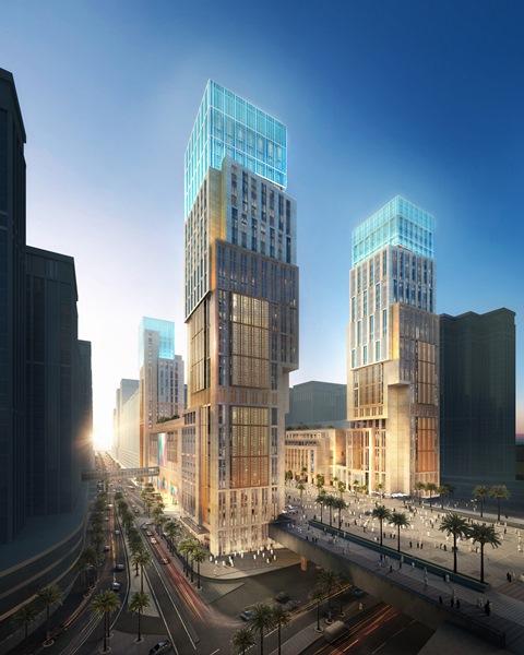 Kempinski Hotel Makkah Signing Ceremony_2 _Exterior_copyright Kempinski Hotels