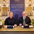 Kempinski Hotels _ Nico Rosberg and Martin R