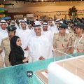 Saif bin Zayed unveils first floating smart police station 2