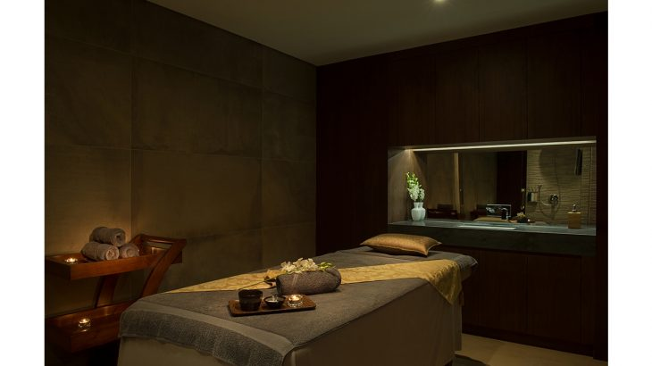 The Eminence Spa, Wyndham Garden Ajman