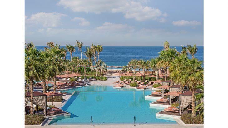 Caesars Palace Bluewaters Dubai - Neptune Pool