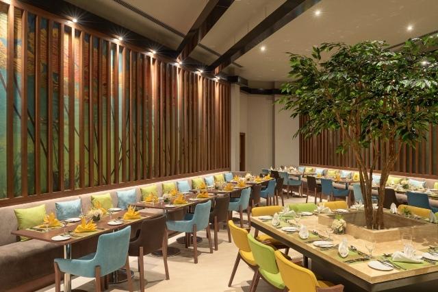 Gourmet Garden, Wyndham Garden Ajman Corniche
