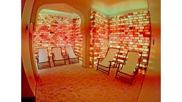 Himalayan Salt Room