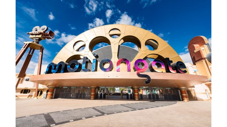 MOTIONGATE Dubai Main Gate