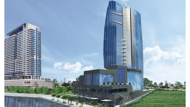 Radisson Blu Hotel Dubai Canal View- rendering