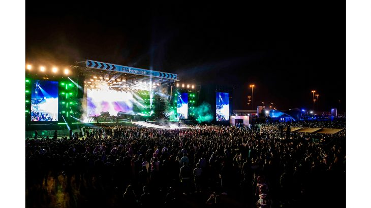 Thousands enjoy 2018 SAUDIA Ad Diriyah E-Prix - Concerts (3)