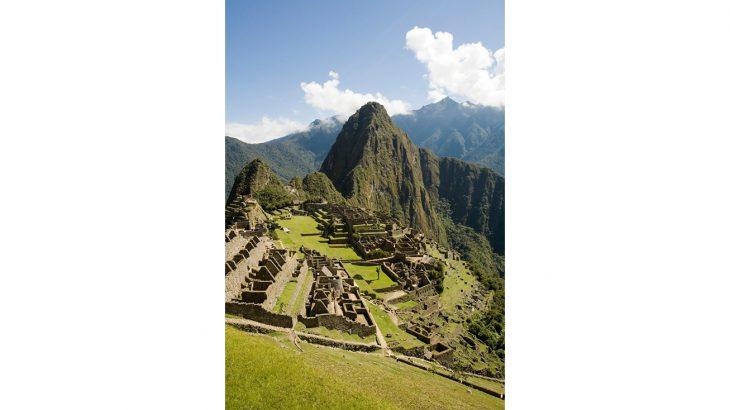 Machu Picchu (Photo - AETOSWire)_1576479222