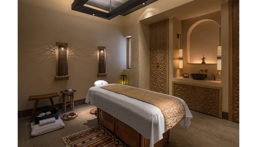 ALB-Facilities-The Female Spa treatment room