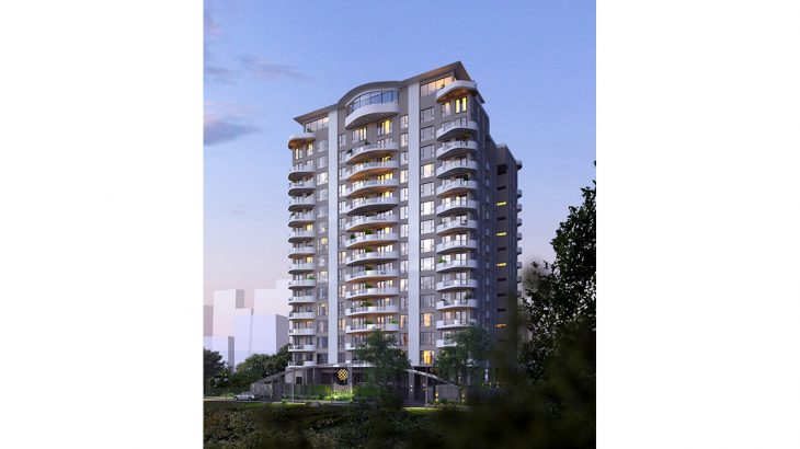 Avani Nairobi Suites_exterior rendering