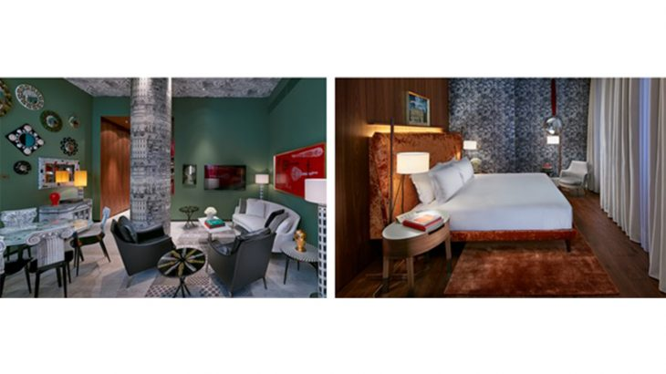 Fornasetti Suites