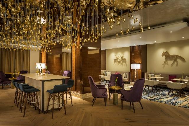Radisson Blu Hotel Ajman - Almas Cafe