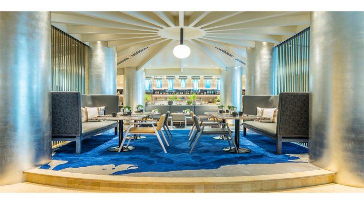 Radisson Blu Hotel Ajman - Larder Restaurant