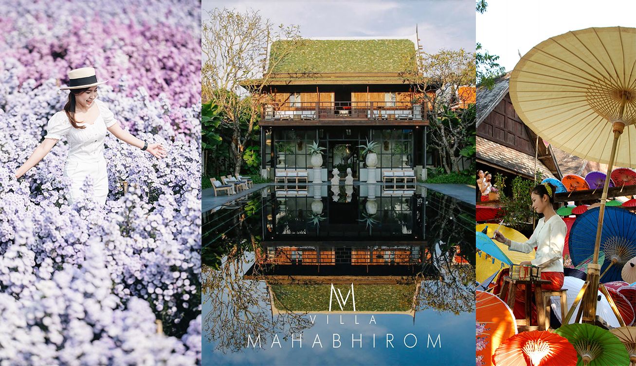 Winter in Chiang Mai