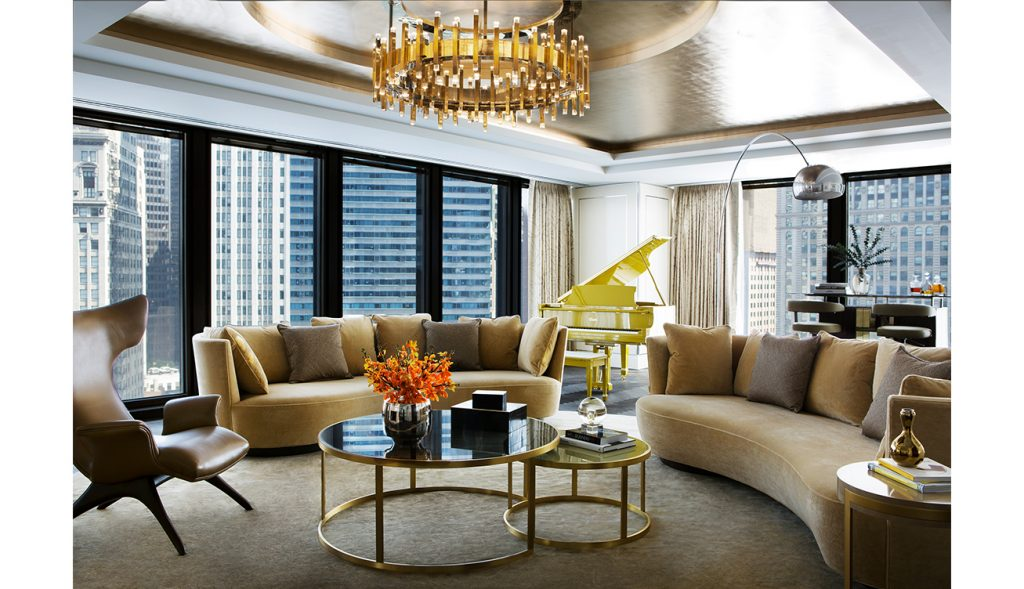 Infinity Suite at The Langham, Chicago