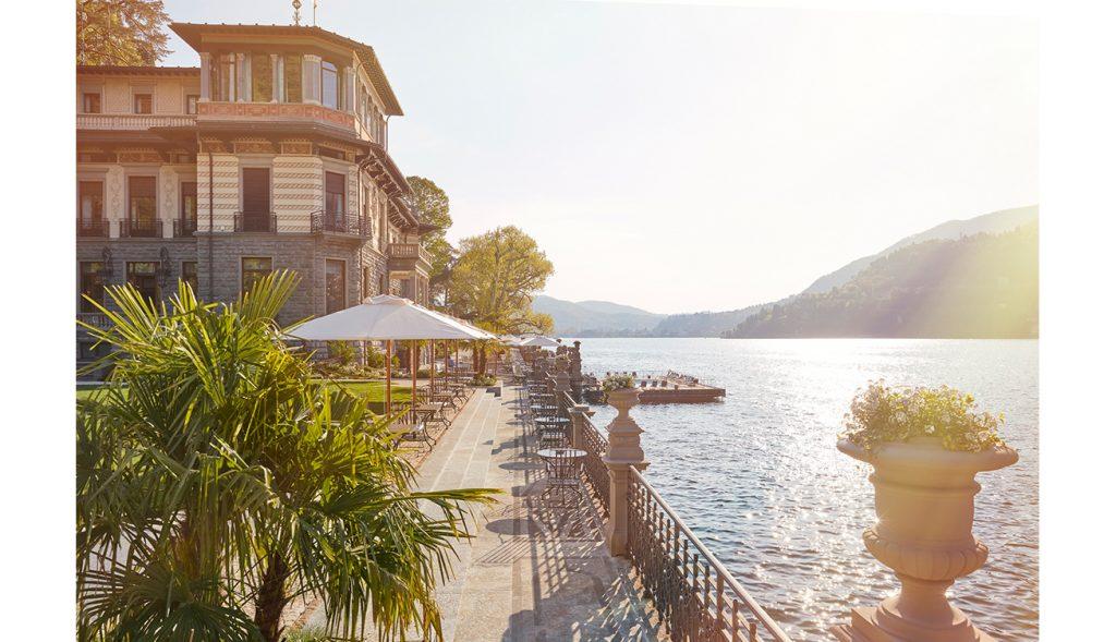 Mandarin Oriental, Lago di Como - Hotel Exterior