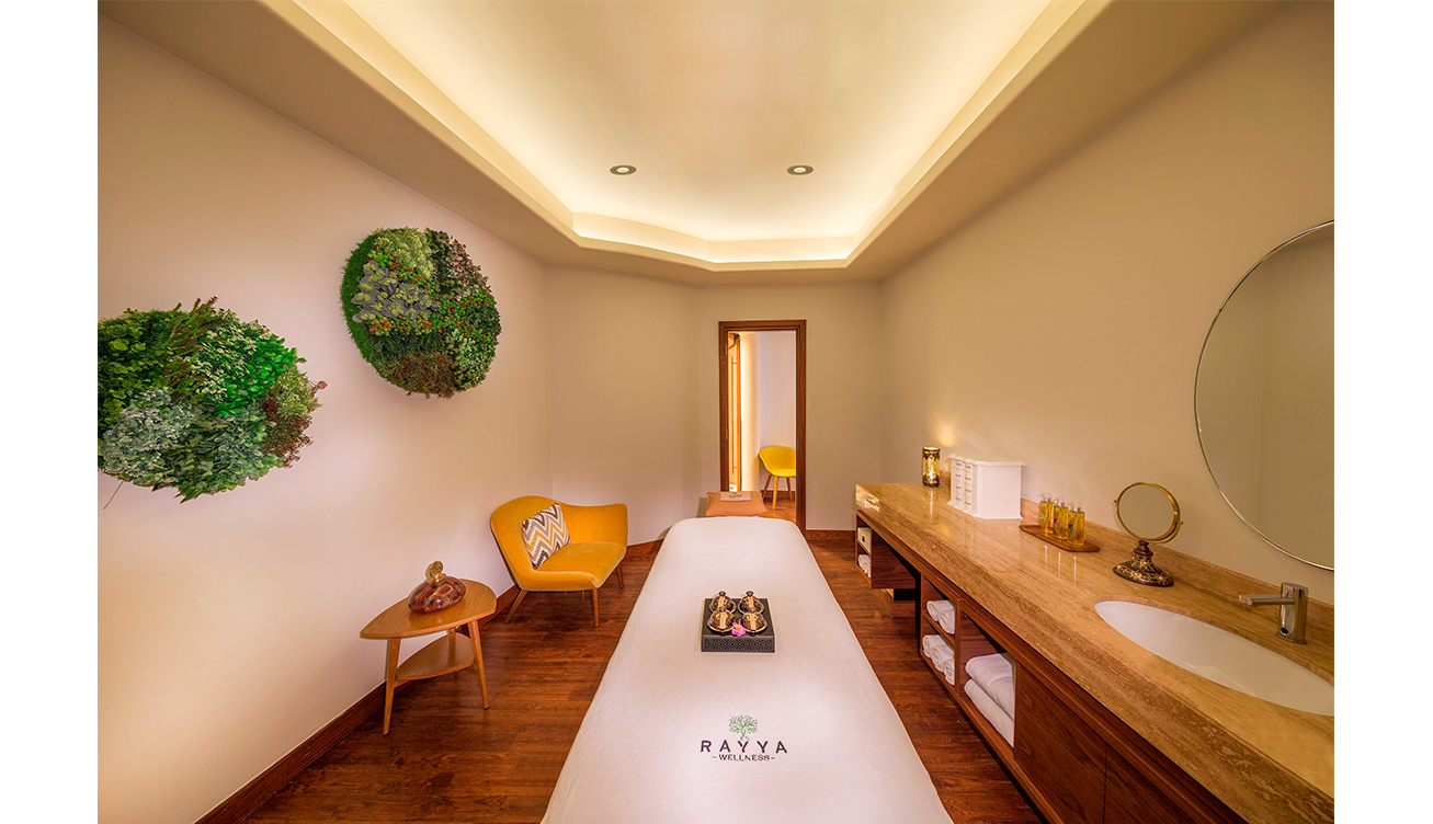Rayya Wellness - Spa Treatment Room