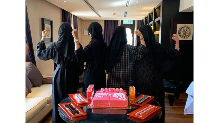 Shaza Madina Women Day - March 2020