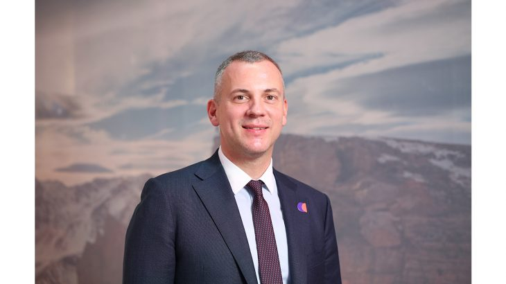 الرئيس التنفيذي لمجلس السياحة الأذربيجاني فلوريان سنجست شميد