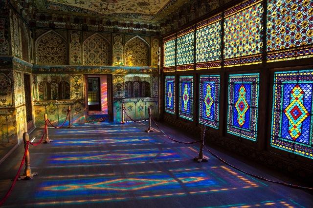 قصر شاكي خان