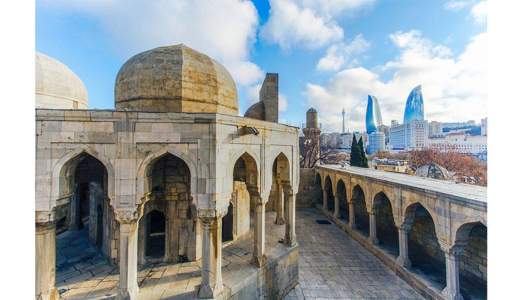 قصر شيرفان شاه