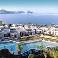 7Pines Kempinski Ibiza Aerial view