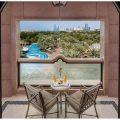 Emirates Palace - Pearl Room Balcony