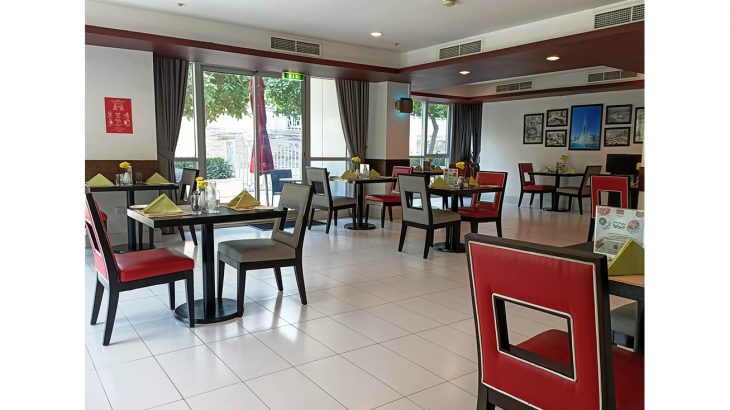Kenza Restaurant at Ramada by Wyndham Downtown Dubai (1)