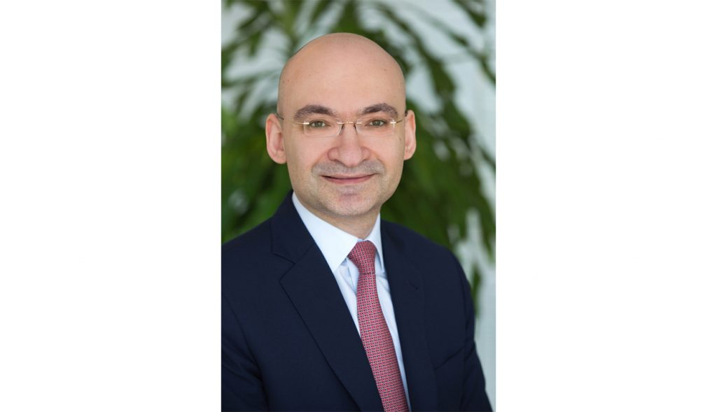 Mustafa Bosca, Managing Director and Partner BCG