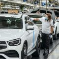 Ramp-up at Mercedes-Benz after production break