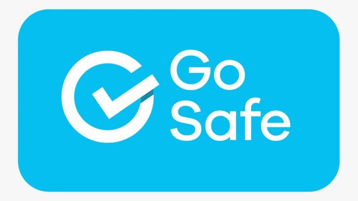 شعار شهادة Go Safe