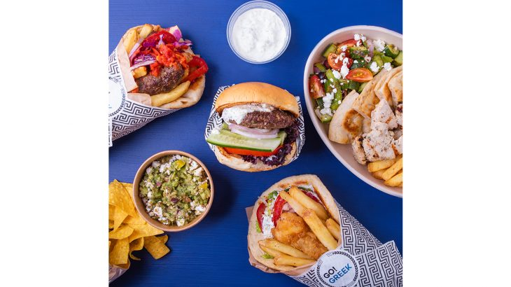 Go greek summer menu