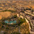 Qasr Al Sarab Desert Resort by Anantara - Aerial view