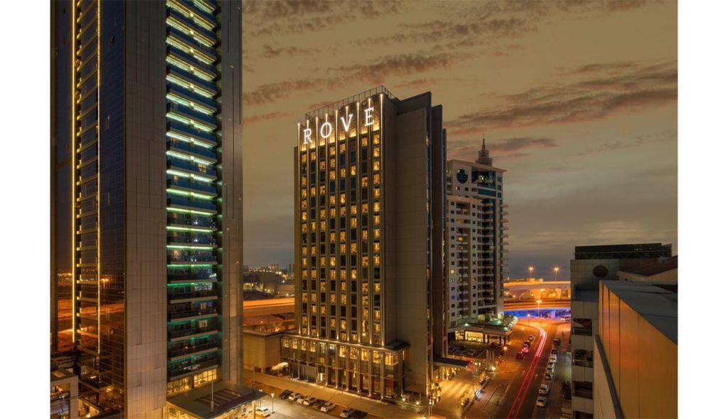 Rove Dubai Marina 8