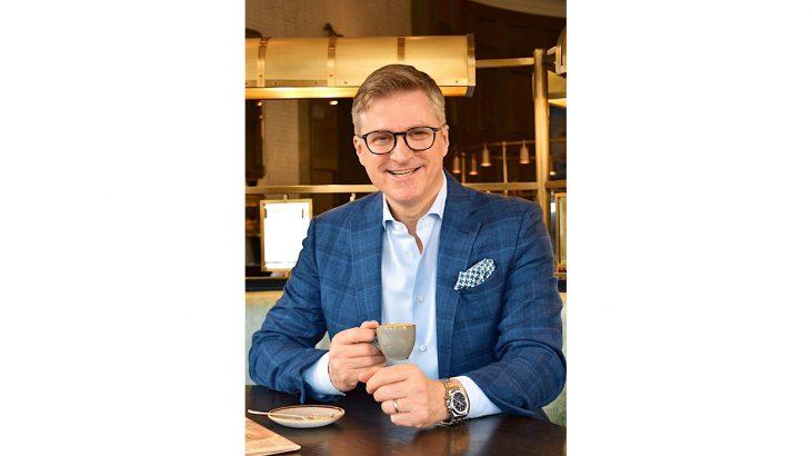 Bob van den Oord, COO at Langham Hospitality Group_2