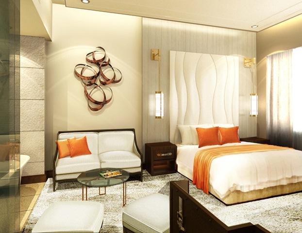King Guestroom Res