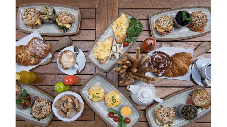 Mercato Centrale - Breakfast Menu