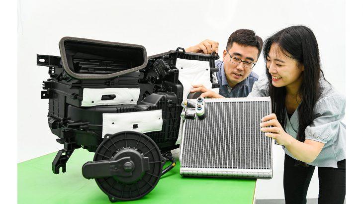 (Photo 02) HMG Develops Air Technologies